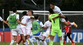 La Youth League cambia su formato: adiós a la fase de grupos. AFP