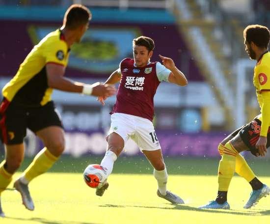 Watford écarte trois joueurs pour non respect de la distanciation. AFP