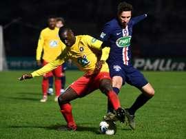 Julian Draxler perdeu espaço no PSG e tem ofertas de outros clubes. AFP