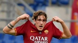 Nicolò Zaniolo é reforço desejado pelo Liverpool, segundo jornal italiano. AFP