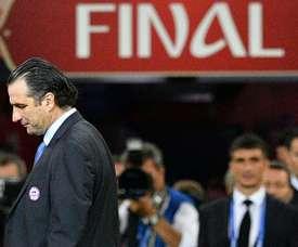 El nuevo seleccionador de Chile ha cargado contra su predecesor. AFP/Archivo