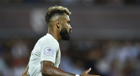 Choupo-Moting va prolonger. afp