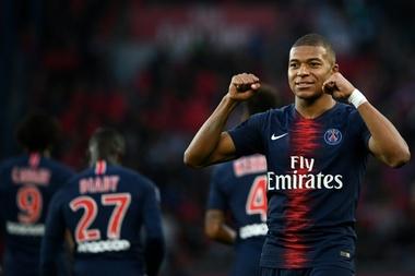 Le Barça a opté pour Dembélé. AFP
