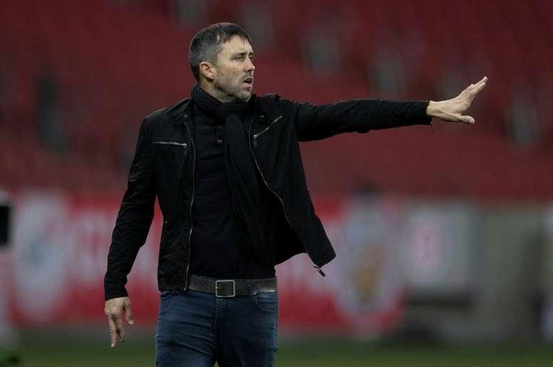 Les entraîneurs étrangers ont la cote au Brésil. AFP