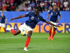 Viviane Asseyi quitte Bordeaux pour le Bayern Munich. AFP