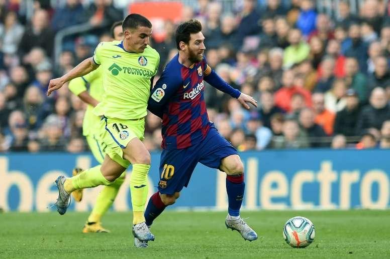 Arambarri dans le viseur de l'Inter. AFP
