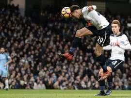 Dele Alli é o melhor jogador do mundo Sub-23 segundo o 'Daily Mail'. AFP