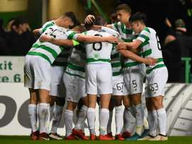 Celtic will be hoping for more domestic success. AFP