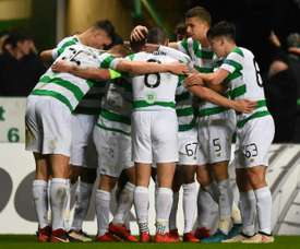 Celtic are in the midst of a defensive crisis ahead of their Cup Semi-final with Hearts.  AFP