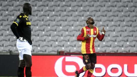 Partage des points entre Lens et Nantes. AFP