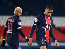 Le PSG sous pression, Lyon et Monaco se rapprochent. AFP