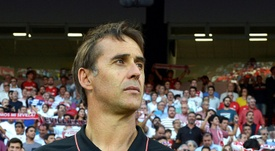 Séville perd ses premiers points en Liga. AFP