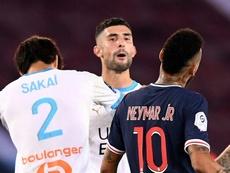 La Ligue va se pencher sur les cas Neymar et Di Maria. AFP