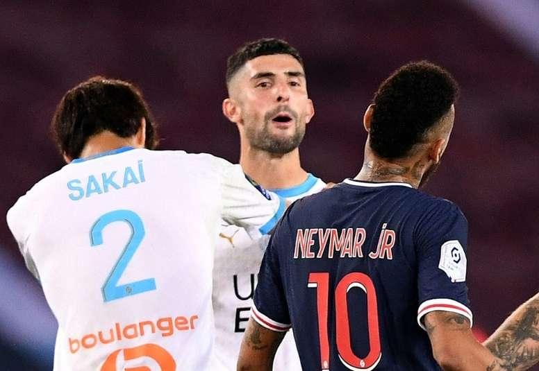 Dex experts confirment les propos racistes d'Alvaro à Neymar. AFP