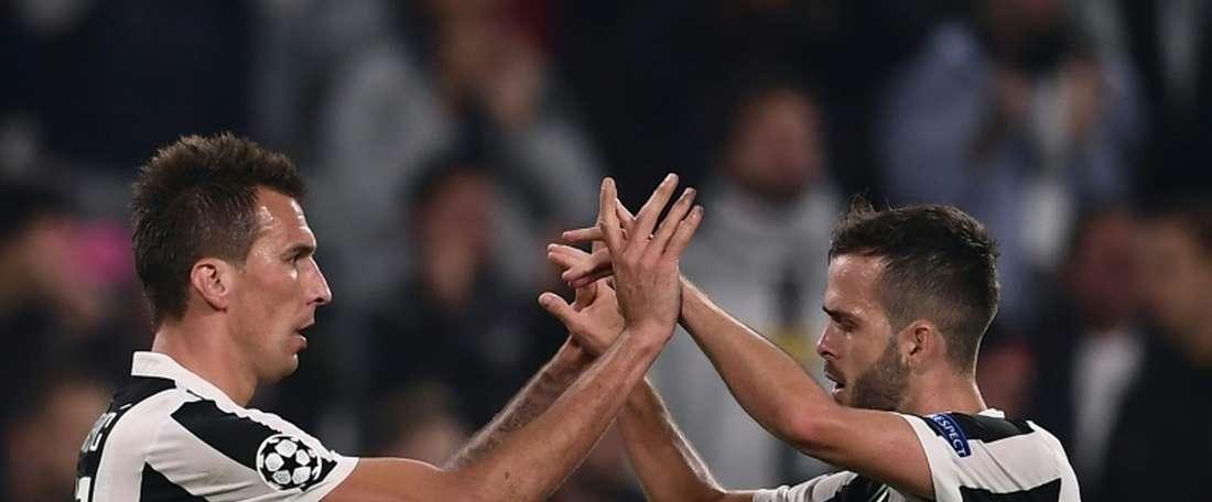 La Juve luttera contre Liverpool pour recruter un jeune talent. EFE