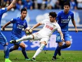 Pato renaît en Chine. AFP