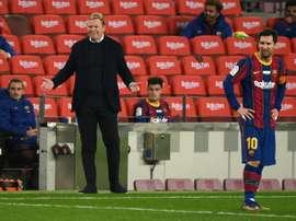 Possible line-ups for Rayo Vallecano v Barcelona. AFP