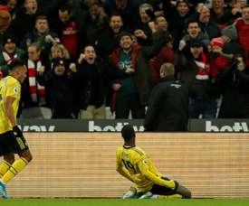 Arsenal se réveille grâce à Pépé. Goal