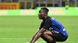 Yann Karamoh rebondit à Parme. AFP