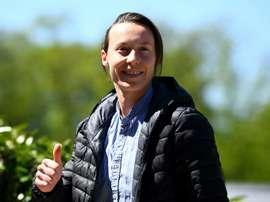 Peyraud-Magnin raconte sa frayeur face au coronavirus. AFP