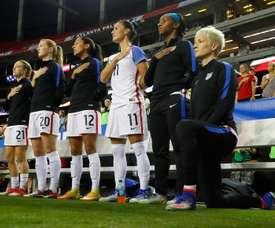 Foot: la Fédération américaine autorise le genou à terre pendant l'hymne