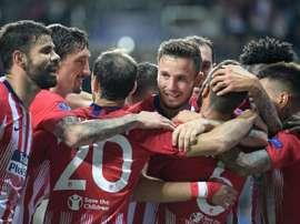 L'Atletico vince la Supercoppa. Captura