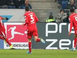 Hoffenheim humilié à domicile par Mayence. AFP