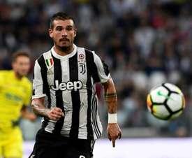 Sturaro llegó cedido al Sporting de Portugal este verano. AFP