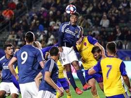 LA Galaxy veut renouer avec les titres. AFP