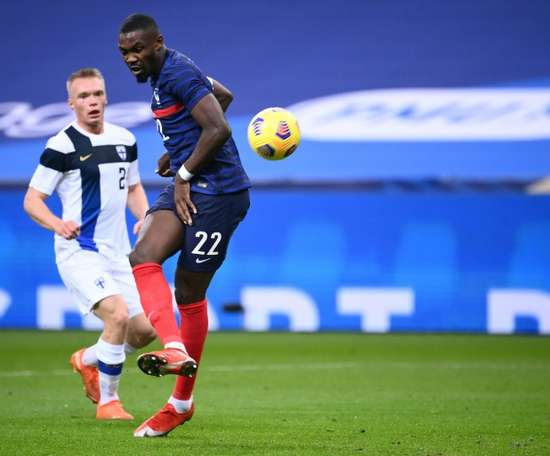 Marcus Thuram could have ended up at Marseille. AFP