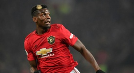 'The Sun': Pogba's desire is to work with his 'friend' Zidane. AFP