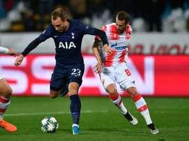 L'arrivée de Mourinho, facteur X pour garder deux stars de Tottenham ? AFP