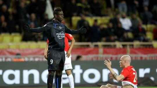 Les compos probables du match de Ligue 1 entre Monaco et Nice. AFP