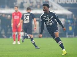 Les compos probables du match de Ligue 1 entre Nantes et Bordeaux. AFP