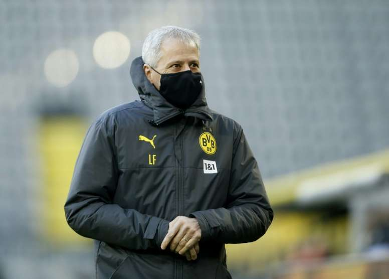 Dortmund, ou les montagnes russes de la Ruhr. AFP