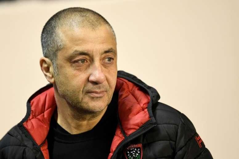 Boudjellal candidat à la reprise du SC Toulon. AFP