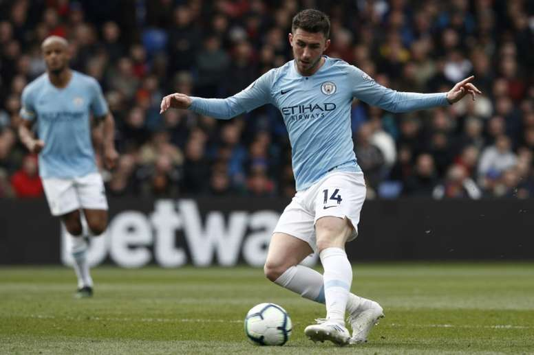 Le dimanche des Bleus : Laporte chute avec City, Ribéry sort blessé. AFP