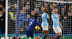 Kanté a brillé avec Chelsea. AFP