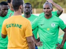 Malouda podría salirle muy caro a Guayana. AFP