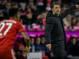 Face à Augsbourg, le Bayern doit se rassurer avant de recevoir Liverpool. AFP