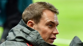 Neuer out of DFP Pokal clash. AFP