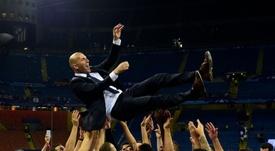 Zidane regresa al lugar en el que todo comenzó. AFP