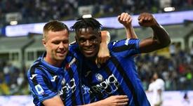 Ilicic is Atalanta's top scorer with 15 goals. AFP