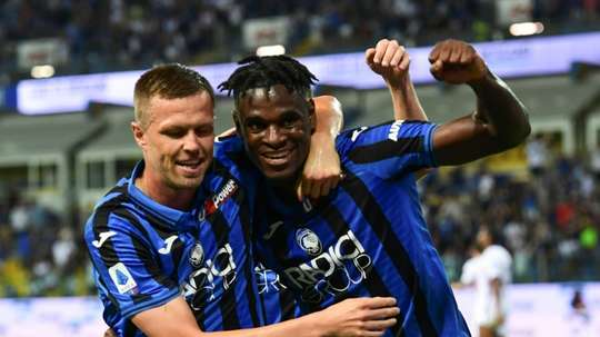 L'Atalanta humilie le Torino et lorgne la C1, lutte serrée pour le maintien. AFP
