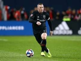 Rooney dit adieu à la MLS après l'élimination de DC United en play-offs. AFP