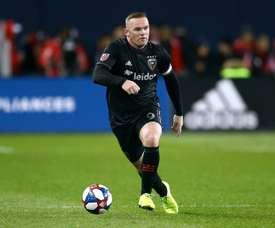 Wayne Rooney s'en prend à la MLS. AFP