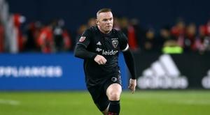 Le rêve américain de Rooney. AFP