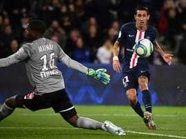 Les compos probables du match de Ligue 1 entre Lille et le PSG. AFP