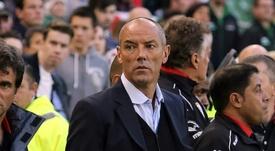 Su entrenador, Le Guen, planea quedarse al jugador a toda costa. AFP