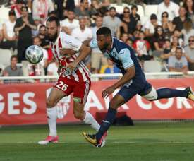 Ajaccio en barrages contre Toulouse. AFP